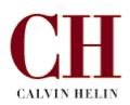 Calvin Helin